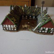 Repuestos y piezas: MAQUETA EN ESCALA HO. Lote 158321662