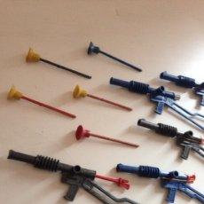 Repuestos y piezas: ANTIGUO LOTE PEQUEÑAS ARMAS DE PERCUSIÓN AÑOS 60. Lote 158992877