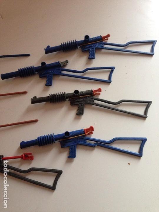 Repuestos y piezas: ANTIGUO LOTE PEQUEÑAS ARMAS DE PERCUSIÓN AÑOS 60 - Foto 3 - 158992877
