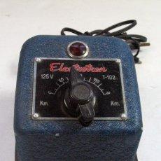 Pièces détachées et composants: TRANSFORMADOR ELECTROTREN T-102. 125 V. Lote 160933638