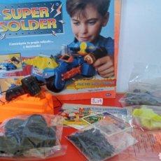 Pièces détachées et composants: SUPER SOLDER CON TALADRO CHISPAS.MB-TONKA 1994.INCOMPLETO.SIN USO.. Lote 164473594