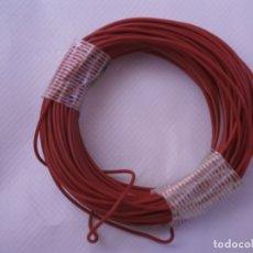 Repuestos y piezas: CABLE DE 10 METROS. ROJO. Lote 171051454