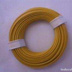 Repuestos y piezas: CABLE DE 10 METROS. AMARILLO. Lote 171051550