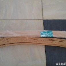 Repuestos y piezas: LOTE DE TIRAS DE CORCHO DE ATREZO PARA COLOCAR EN MAQUETA DE TRENES ESCALA H0. Lote 171202970