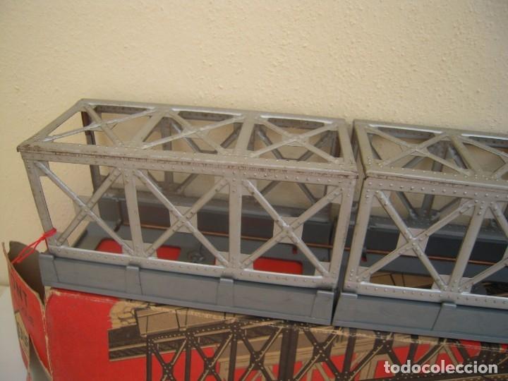 Repuestos y piezas: puente metalico antiguo jouef ref 672 - Foto 2 - 174174184