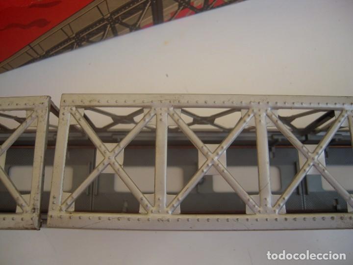 Repuestos y piezas: puente metalico antiguo jouef ref 672 - Foto 8 - 174174184