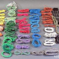 Pièces détachées et composants: LOTE CABLES Y CONEXIONES TREN MODELISMO FERROVIARIO AÑOS 70 - 80. Lote 176187160
