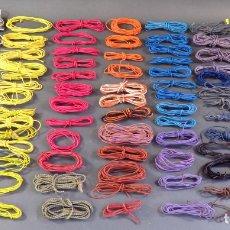 Pièces détachées et composants: LOTE CABLES Y CONEXIONES TREN MODELISMO FERROVIARIO AÑOS 70 - 80. Lote 176187330