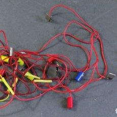 Pièces détachées et composants: CABLES CONEXIÓN EJES RUEDAS TRENES TREN H0. Lote 176270712