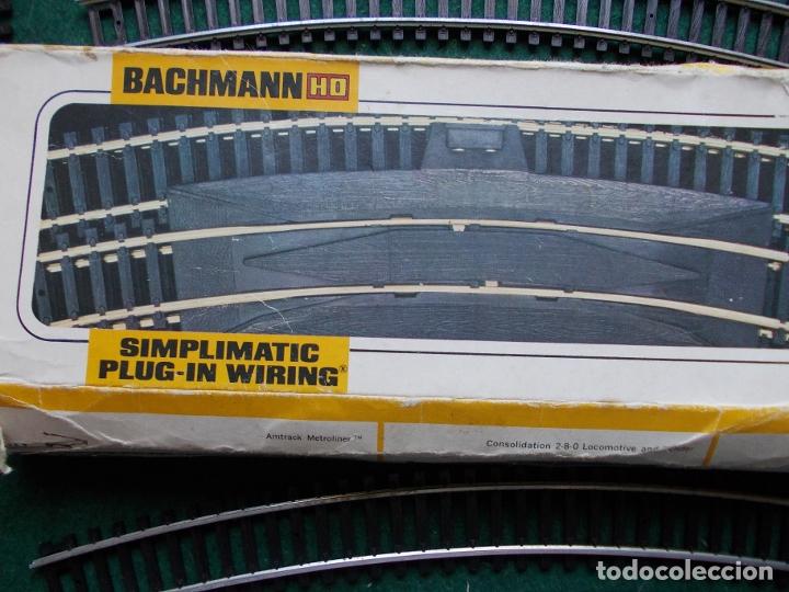 Repuestos y piezas: BACHMANN HO SIMPLIMATIC PLUG-IN WIRING - Foto 2 - 177779950