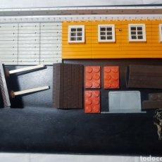 Repuestos y piezas: PIEZAS TIPO LEGO AÑOS 80. Lote 182523953