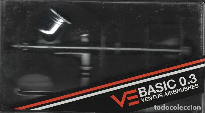 AERÓGRAFO VENTUS BASIC 0.3 (Juguetes - Repuestos y Piezas)