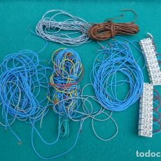 Repuestos y piezas: CABLES PARA CONEXIONES DE TRENES..MARKLIN.... Lote 193393632