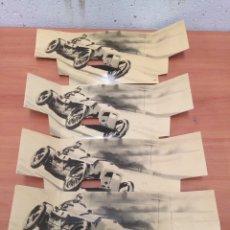 Repuestos y piezas: CAJAS DE COCHES ESCALEXTRIC. Lote 194633423