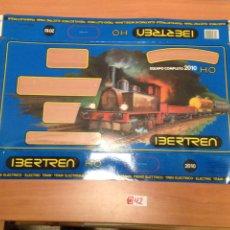 Repuestos y piezas: CAJA VACÍA IBERTREN. Lote 194635001