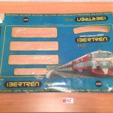 Repuestos y piezas: CAJA VACÍA IBERTREN. Lote 194635125