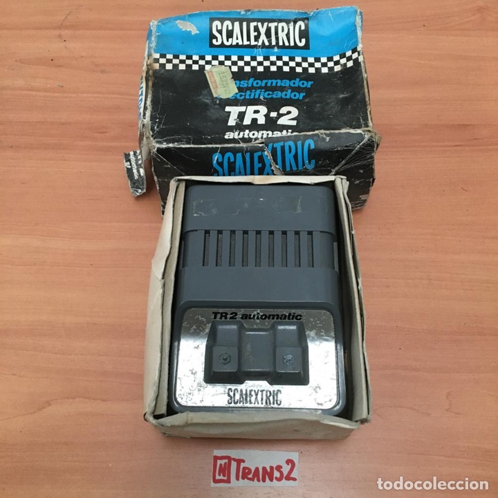 TRANSFORMADOR TR2 ESCALEXTRIC (Juguetes - Repuestos y Piezas)