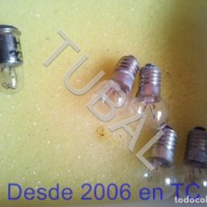 Peças sobresselentes e peças: TUBAL MINIBOMBILLAS LOTE ENVIO 1,20 € 2020 PENINSULA CJ1. Lote 195752383