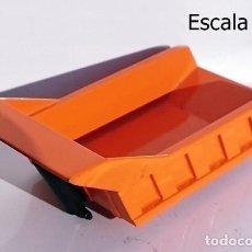 Repuestos y piezas: CAJA BASCULANTE ESCALA 1/43. Lote 196157705