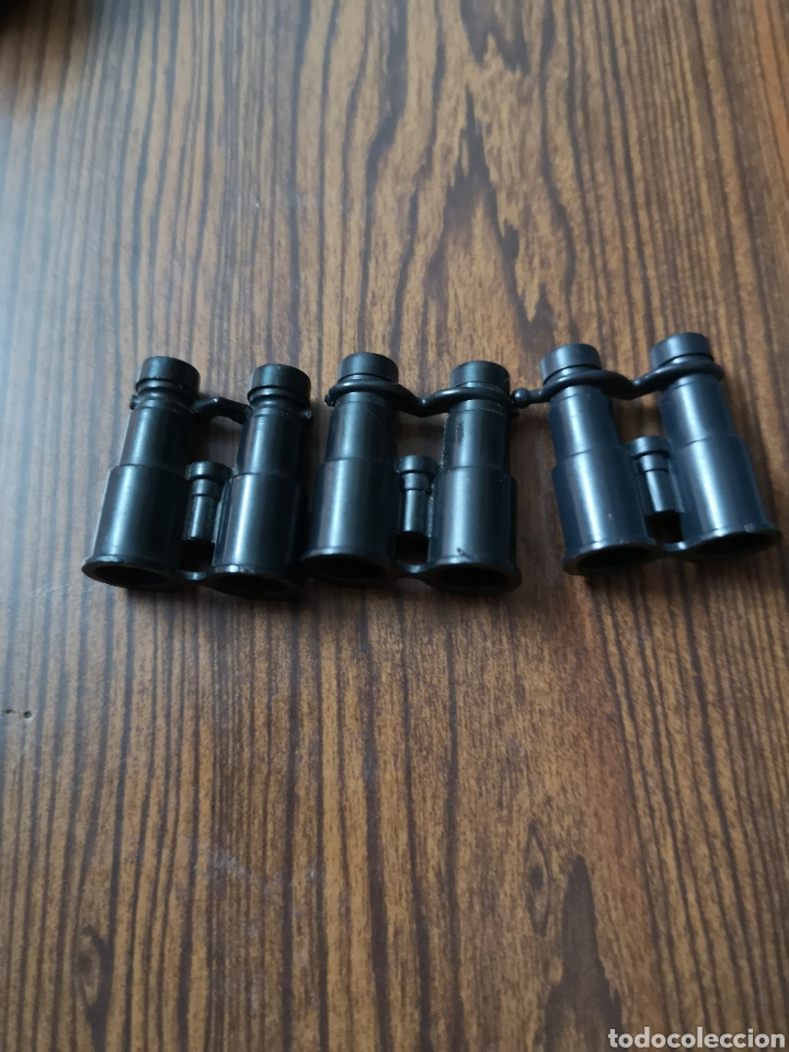 Repuestos y piezas: EST6. J44. LOTE DE PRISMÁTICOS GEYPERMAN - Foto 2 - 212512618