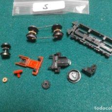 Repuestos y piezas: LOTE MATERIAL MINITRIX ESCALA N. Lote 222112126