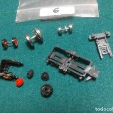 Repuestos y piezas: LOTE MATERIAL MINITRIX ESCALA N. Lote 222112143