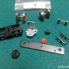 Repuestos y piezas: LOTE MATERIAL MINITRIX ESCALA N. Lote 222112180