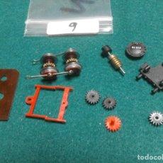 Repuestos y piezas: LOTE MATERIAL MINITRIX ESCALA N. Lote 222112276