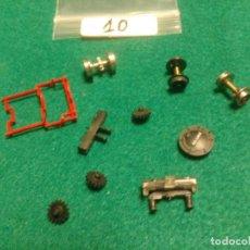 Repuestos y piezas: LOTE MATERIAL MINITRIX ESCALA N. Lote 222112295