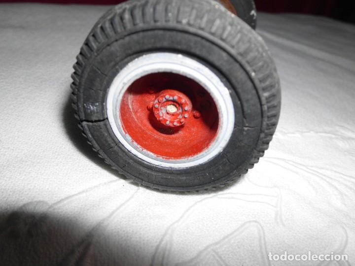 Repuestos y piezas: Antiguas ruedas de repuesto para coche de juguete - Foto 2 - 222936355