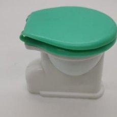 Repuestos y piezas: TAZA DE WATER - 6.3 X 5 X 6.1 CM. - PLASTICO -AÑOS 70 NUEVO. Lote 231291320