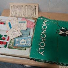 Repuestos y piezas: BORRAS MONOPOLY. Lote 240456690