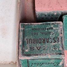 Peças sobresselentes e peças: TIZA SUAVE BILLAR ESCARDIBUL. Lote 245219005