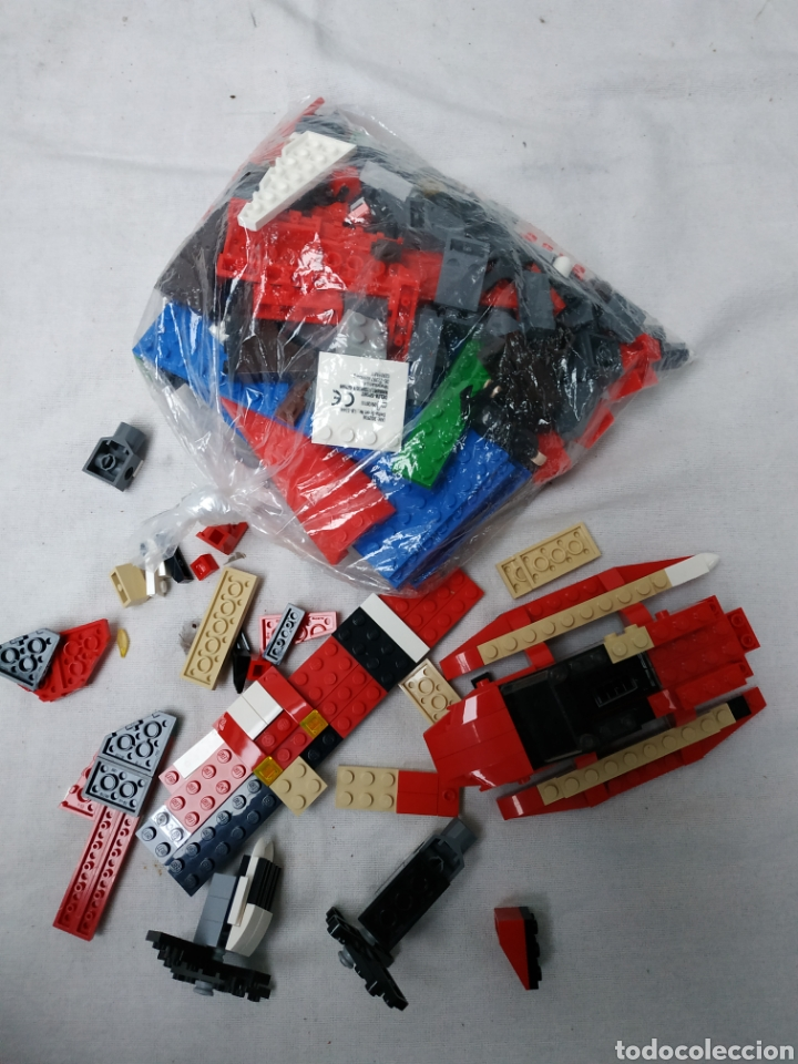 Repuestos y piezas: Lote de piezas Lego - Foto 3 - 261848325