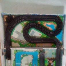 Repuestos y piezas: MALETÍN MICROMACHINES RACING TEMA.. Lote 262467220