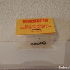 Peças sobresselentes e peças: BOLSA DE 6 AROS ADHERENCIA VARIAS - IBERTREN - ESCALA N - LOCOMOTORAS - REF 788. Lote 285819433