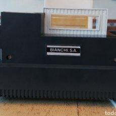 Repuestos y piezas: ELECTROMICROSCOPIO MAX BIANCHI, 20000 AUMENTOS, AÑOS 70. Lote 270544698
