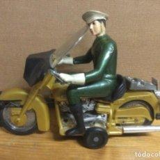 Ricambi e pezzi: MOTO POLICIA SANCHIS A FRICCION HARLEY DAVIDSON -. Lote 292224363