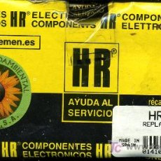 Radios antiguas: TRANSFORMADOR MAT HR - 7748. Lote 27188366