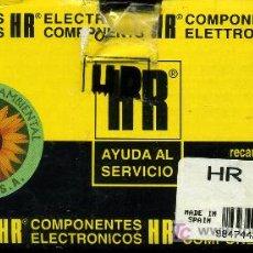 Radios antiguas: TRANSFORMADOR MAT HR - 7720. Lote 26897833