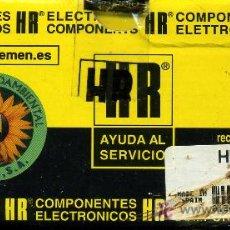 Radios antiguas: TRANSFORMADOR MAT HR - 6108. Lote 26971792