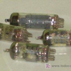 Radios antiguas: LOTE DE 3 LAMPARAS A VALVULAS TUNGSRAM.. Lote 7059566