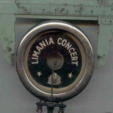 Radios antiguas: DIAFRAGMA DE GRAMOFONO LIMANIA CONCERT. Lote 26861981