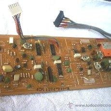 Radios antiguas: CIRCUITO IMPRESO CON COMPONENTES. Lote 8645835