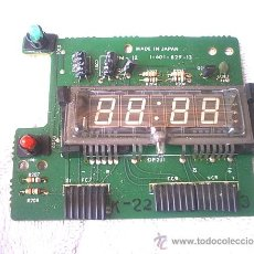Radios antiguas: CIRCUITO IMPRESO CON COMPONENTES. Lote 8645854