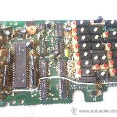 Radios antiguas: CIRCUITO IMPRESO CON COMPONENTES. Lote 8645864