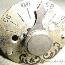 Radios antiguas: MANDO DE REVOLUCIONES. Lote 26483613