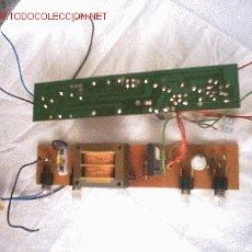 Radios antiguas: EMERGENCIA + CIRCUITO IMPRESO. Lote 16000192