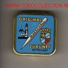 Radios antiguas: BONITA CAJA DE AGUJAS PARA GRAMOFONO. Lote 22398853