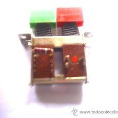 Radios antiguas: ANTIGUOS PULSADORES. Lote 25298856